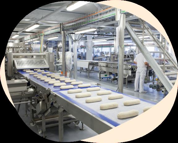 Industrial Baker