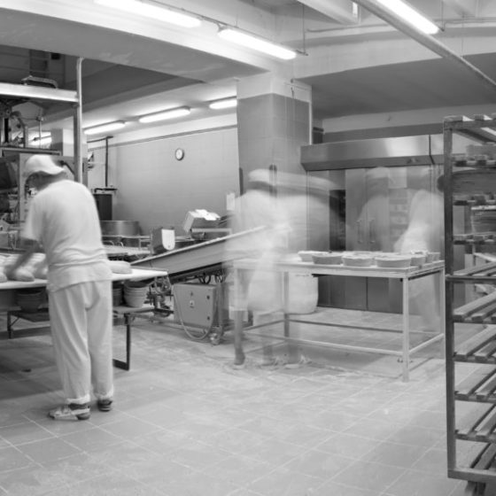 life in the bakery